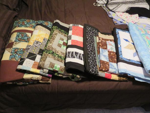 Quilted Lap Blankets