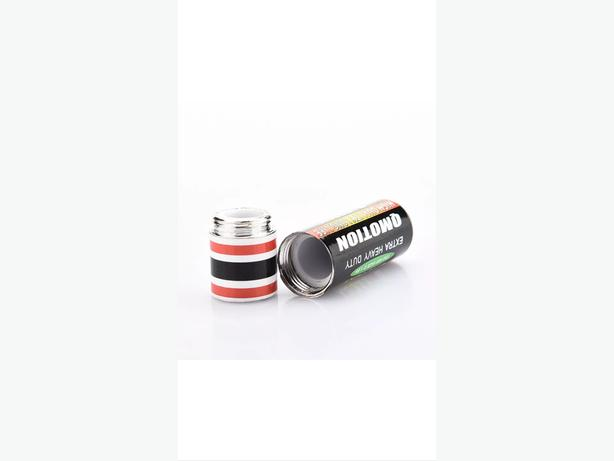 New AA battery shaped secret container