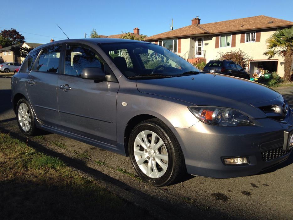 2007 Mazda 3 Hatchback Saanich Victoria