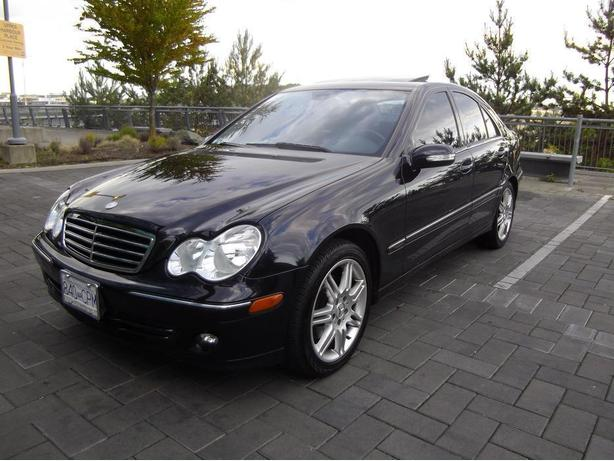 2007 Mercedes-Benz C280 Avantgarde Edition - 77,000km's