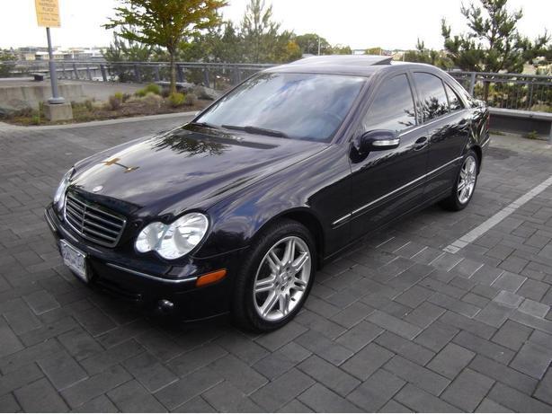 2007 Mercedes-Benz C280 Avantgarde Edition - 78,000km's