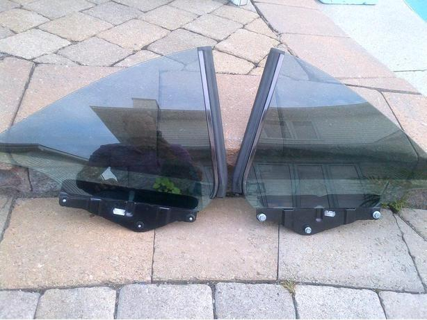 03-11 MERCEDES R230 SL65 LEFT OR RIGHT REAR TINTED WINDOW A230673065