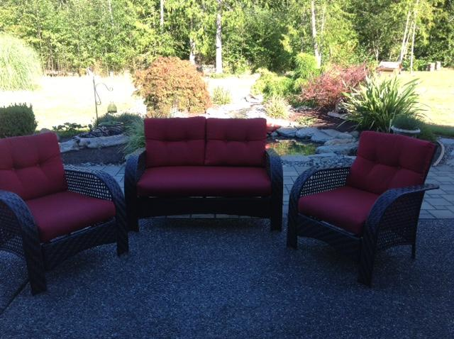 Outdoor furniture parksville nanaimo for Outdoor furniture kelowna