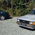 1986 Toyota Pickup extra cab 8 ft Rebco box