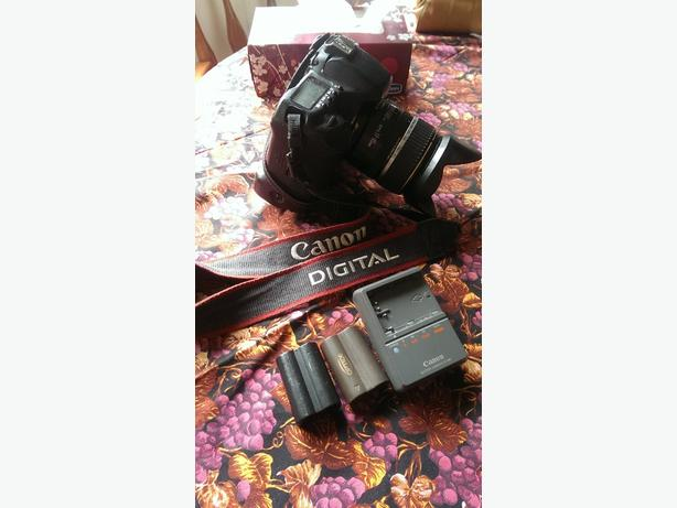 Canon EOS 40D and Canon accesories