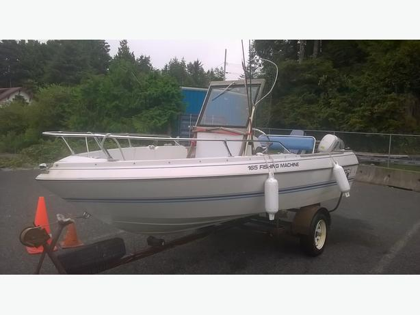 Must sell fast! FISHING MACHINE - Clean Boat
