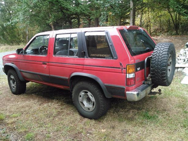 1993 pathfinder $800.