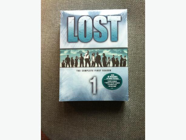 LOST - The Complete First Season - UNOPENED - $15