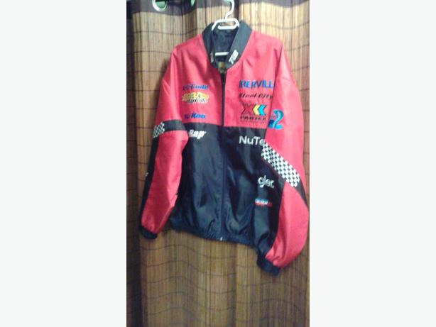 MANS OR LADIES   DOUBLE X SIZE SPORTS JACKET ( BRAND NEW GREAT GIFT )