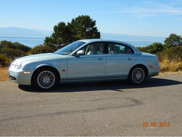 2006 Jaguar S TYPE INCREDIBLE REDUCED PRICE!! 3.0 Sedan Low Mileage Beauty