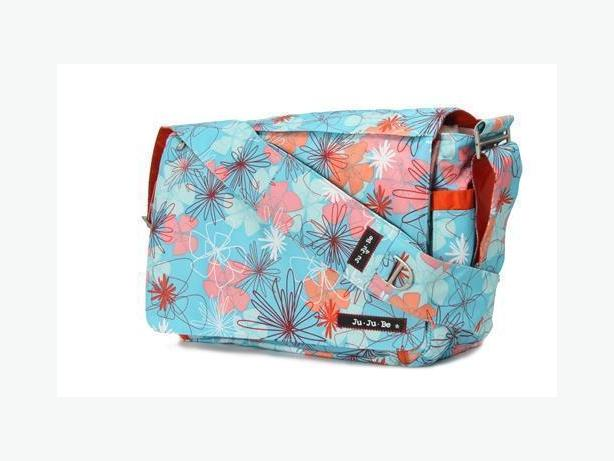 REDUCED - Ju ju be - Be All Diaper Bag