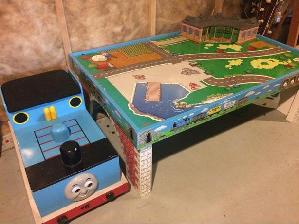 Huge Thomas the Train Lot 190 pc