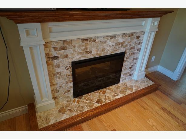 experienced tile setter available for simple and custom work  saanich  victoria