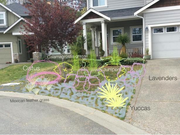 Garden Design Victoria Bc landscape and garden designjoygardens, victoria bc saanich