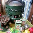 Collectible Coleman Lanterns,Heater,Single Burner
