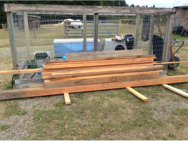 Fir lumber