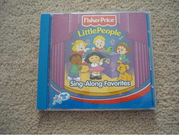 Fisher-Price / Little People / Sing-Along Favorites CD