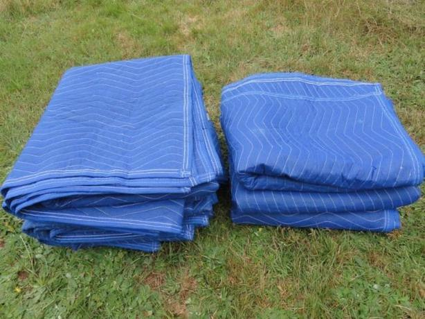Furniture moving pads blankets quilted 60 obo other for Furniture moving pads
