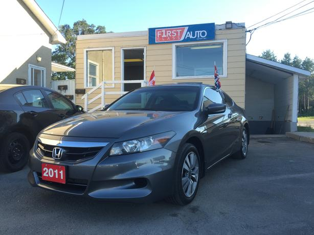 2011 Honda Accord EX-L - Fully Loaded - NO ACCIDENTS!