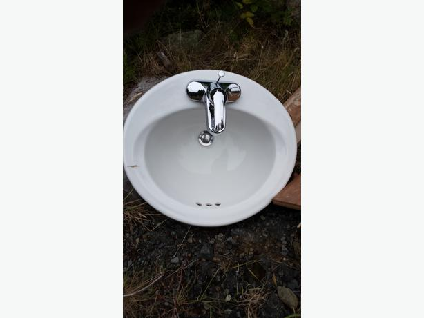 Two Brand New Delta Sinks
