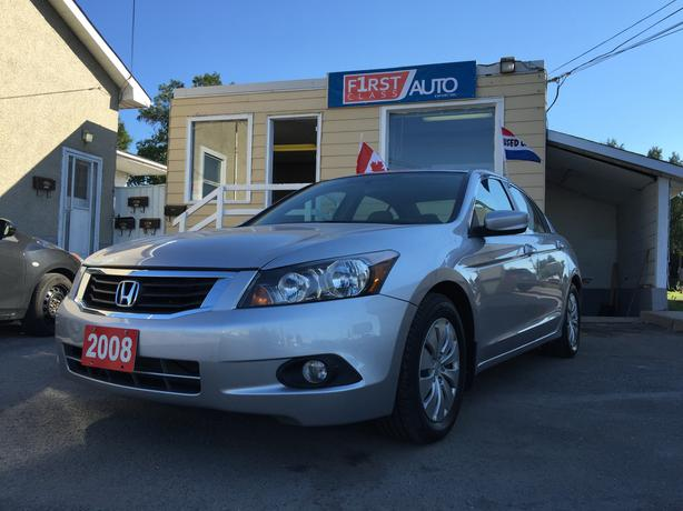 2008 Honda Accord Sdn LX - Extremely Clean Car! - NO ACCIDENTS!