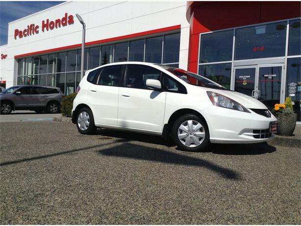 2009 Honda Fit LX - BC car with air conditioning