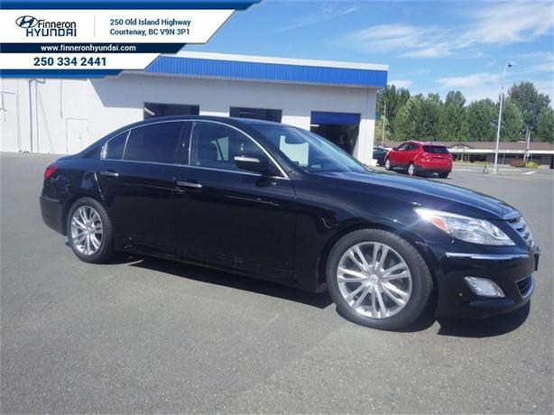 2014 Hyundai Genesis Sedan 3.8 Bluetooth, Leather, Sunroof