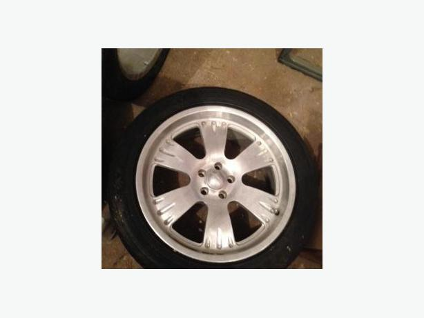 CENRE LINE RIMS   (4) RIMS OFFERS   REDUCED FROM $250