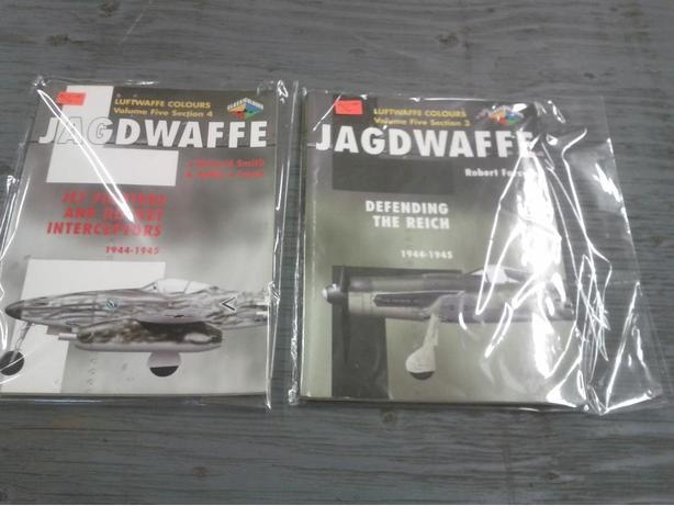 Jagdwaffe Aviation Books