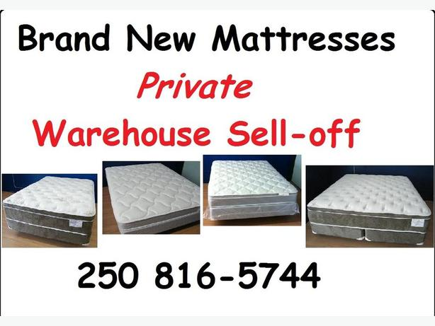 Factory Direct Mattresses, Clearance Priced