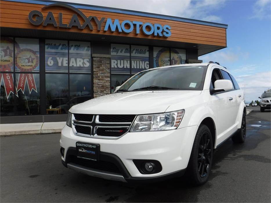 Galaxy Motors Courtenay >> 2012 Dodge Journey R/T - Heated Front Seats, Dual Climate Control Courtenay, Courtenay Comox ...