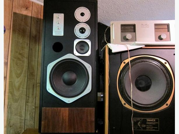 X-RARE MARANTZ HD880 4-WAY TOWER SPEAKERS *AMAZING TOTL*
