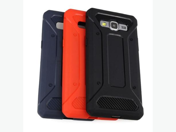 Neo hybrid Matte Rugged Armor TPU Case For Samsung Grand Prime