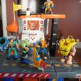 Fisher Price Rescue Hero rescue carrier/ship and so much more!