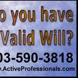 Do you have a Valid Will?