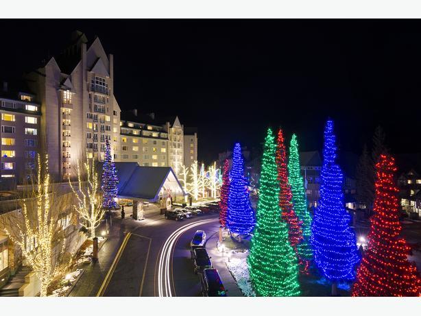 Job Application - Christmas Light Installer Whistler, Squamish
