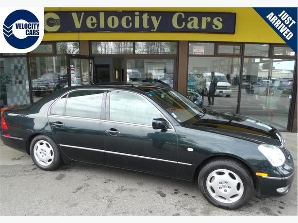 2001 Lexus LS   Toyota Celsior  87K's Luxury Car Leather Sunroof