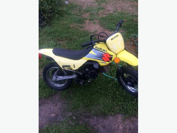 2001 Suzuki Jr50