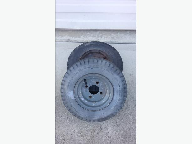 Boat/Trailer Tires