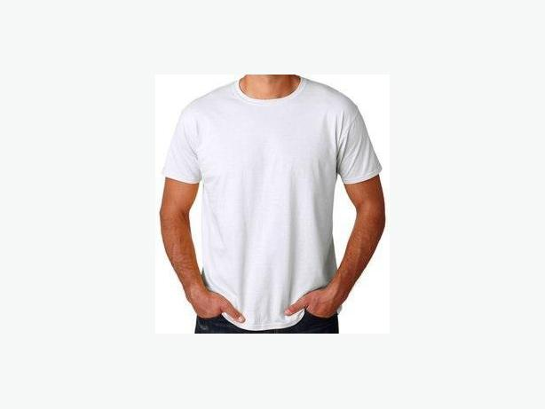 BLANK T shirts and sweatshirts for sale - perfect for screen printing