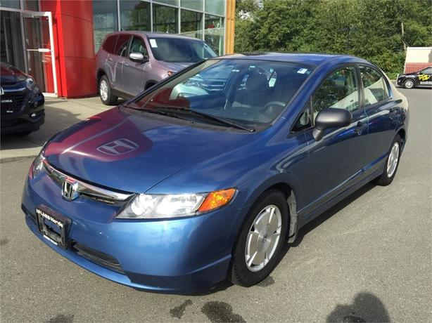 2008 Honda Civic DX-G | 5 SPEED MANUAL | REMOTE ENTRY | ONE OWNER