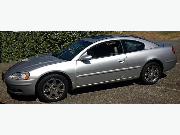 2001 Sebring LXI Coupe