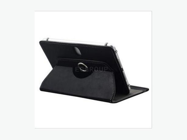 "New 360 Degree Rotate Leather Stand Case Samsung Tab 3 Lite 7"" T110"