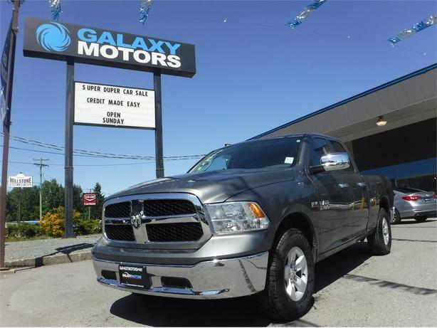 2013 Ram 1500 SLT Quad Cab 5.7L V8 Regular Box - 4WD
