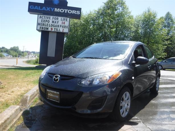 2013 Mazda Mazda2 GX - A/C, BC Only, Accident Free
