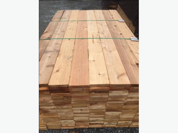 Cedar 5/4 Fence Boards