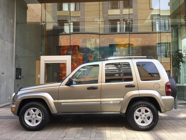 2006 Jeep Liberty CRD Limited 4WD Diesel - ON SALE! - FULLY LOADED!