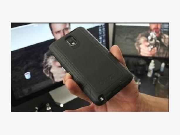 Heavy Duty Hybrid Rugged Combo Case for Samsung Note 3