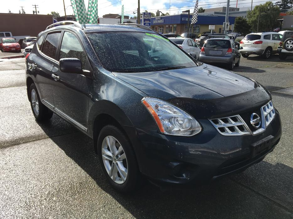 2012 Nissan Rogue Sv Awd Outside Comox Valley Comox