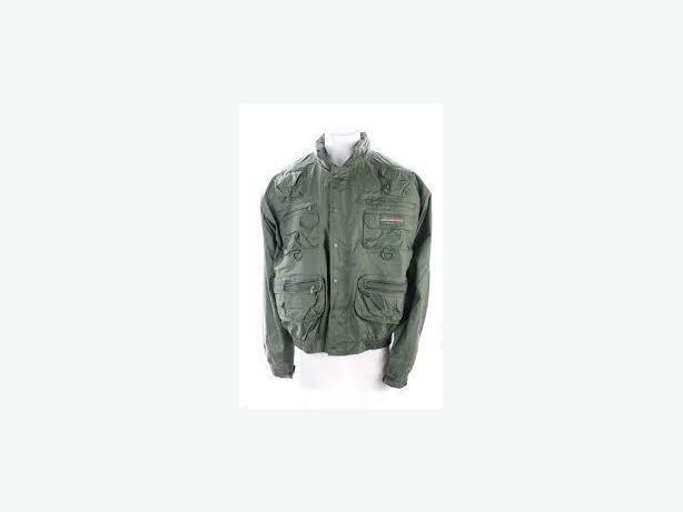 wetskins Angler jacket sz M